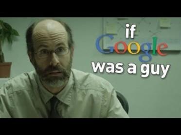 Kdyby Google byl muž